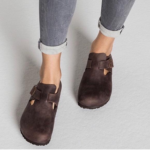 1f960b1b18d0f3 Birkenstock Shoes - Birkenstock London Clog EU 36 Habana Oil Leather